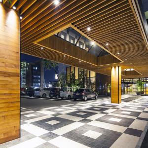 NOGAMI PRESIDENT HOTEL -ENTRANCE-